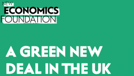 A Green New Deal is what post-Brexit Britain needs