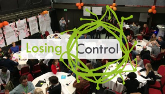 The importance of losing control if we are to #ShiftThePower