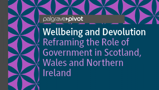New book explores wellbeing in Scotland, Wales and Northern Ireland