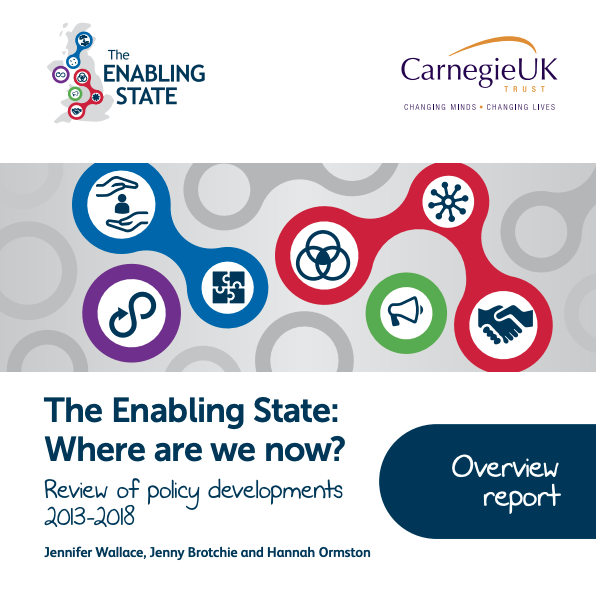 Carnegie UK's new report on the Enabling State