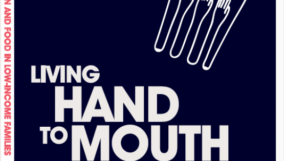 Living Hand to Mouth gives a voice to children experiencing food poverty