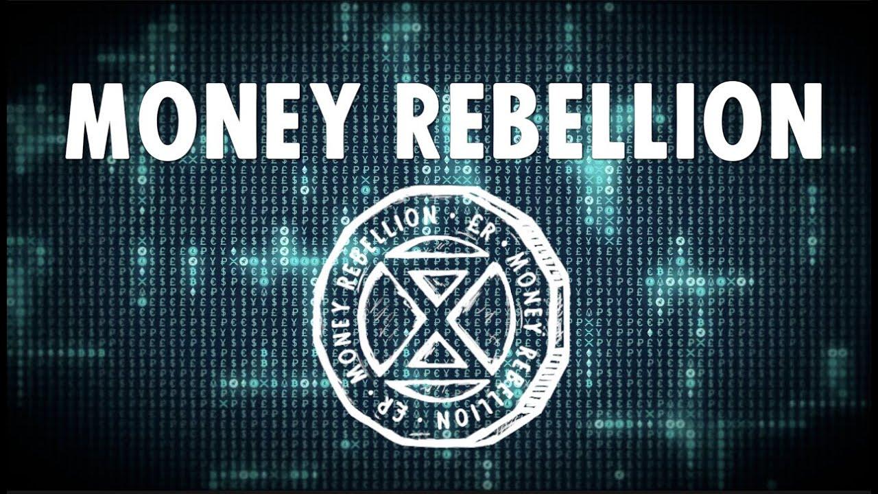 Money Rebellion's talk on degrowth