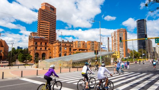 Three lessons from Bogota on making cities safer for women