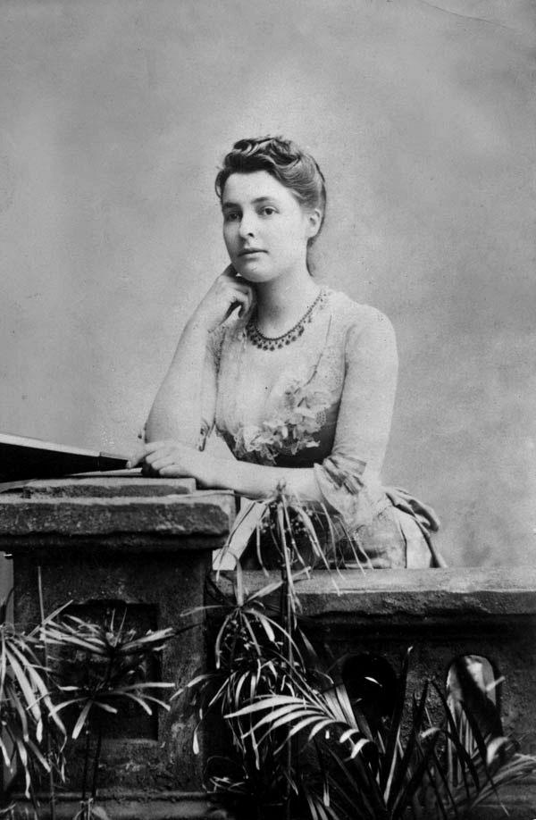 Beatrice Webb, photographed c. 1875