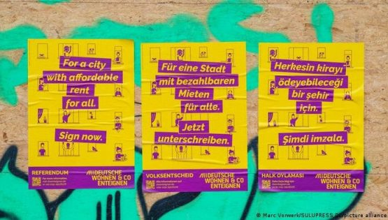 Berlin and the community land trusts